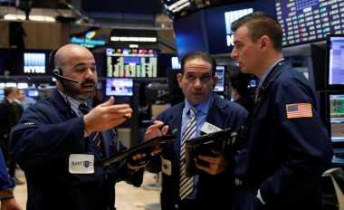 Wall Street Dibuka Menguat, Menanti Keputusan Suku Bunga The Fed