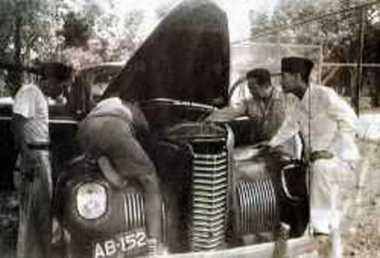 HARI MERDEKA: Deretan Mobil Dinas Bung Karno (2-Habis), Buick 8 Rampasan dari Jepang