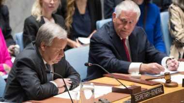 Ancaman Kian Serius, Sekjen PBB: Isu Nuklir Korut Terlalu Mengerikan