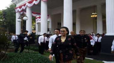 \BUSINESS HITS: 17 Agustus, Sri Mulyani Paling Jago Lomba Balap Karung!\