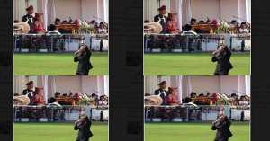 HARI MERDEKA: Upacara Bendera di Istana, Ari Lasso Senang Nyanyi di Depan Presiden