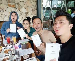 FOTO: Ayu Ting Ting Siap Debut Akting di Film Layar Lebar?