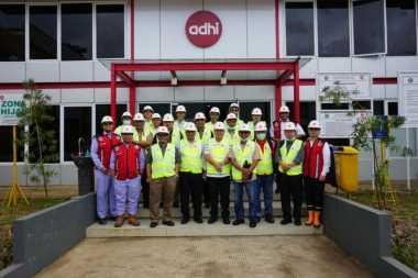 \Dapat 'Durian Runtuh' dari Proyek LRT, Adhi Karya Catat Kontrak Baru Rp26,8 Triliun\