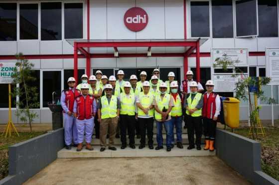 Dapat 'Durian Runtuh' dari Proyek LRT, Adhi Karya Catat Kontrak Baru Rp26,8 Triliun