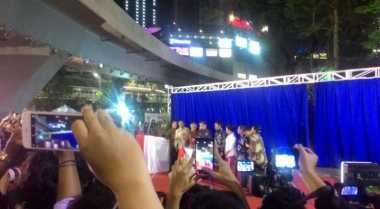 \Sudah Bolak-balik 10 Kali, Jokowi: Simpang Susun Semanggi Jadi Jantung Indonesia\