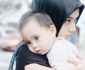 HARI MERDEKA: Ayudia Bing Slamet Siap Kenalkan Anak dengan Kemeriahan 17an