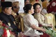 HARI MERDEKA: Bertemu di Upacara HUT Ke-72 RI, SBY, Megawati, dan Jokowi Bahas Apa?