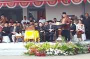 HARI MERDEKA: Peringati HUT Ke-72 RI, Prabowo: Jangan Lupakan Sejarah!