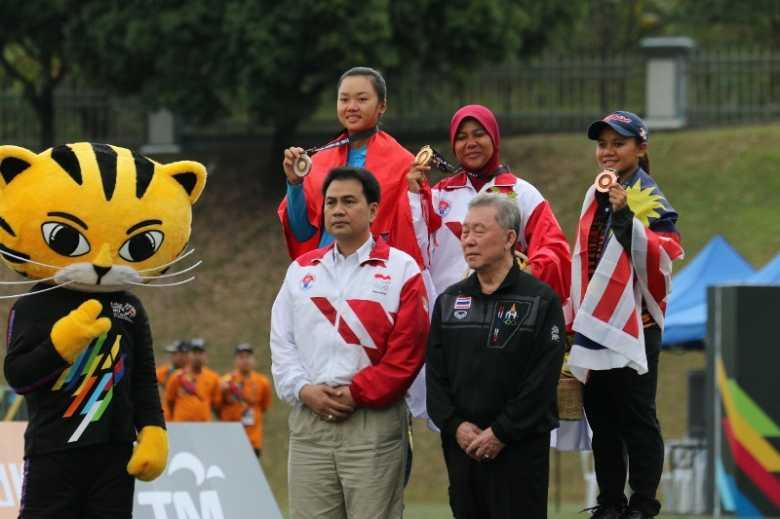 SEA Games 2017: Panahan Sumbang Emas Pertama bagi Indonesia, Ini Kata sang Pelatih