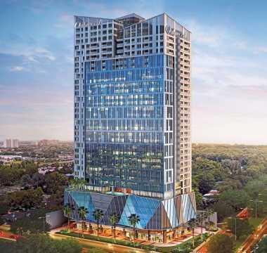 \Dilengkapi Fasilitas Rooftop, Miliki Apartemen One East Residence dengan Independence Day Hot Promo!\