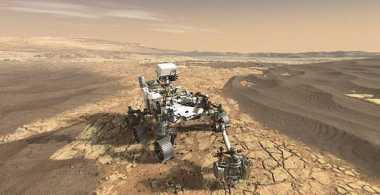 Keren! Alien di Mars Bisa Ditemukan dengan Cara Ini!