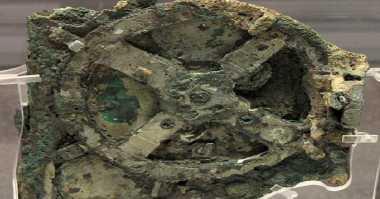 Canggih! 2.000 Tahun Lalu, Yunani Kuno Bikin 'Komputer' Prediksi Gerhana