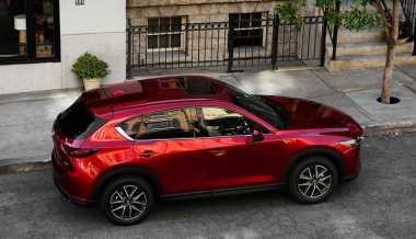 Di Jepang Belum Meluncur, Mazda Indonesia Sudah Berniat Bawa SUV CX-8