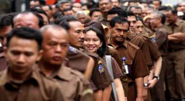 Wih, Pelamar CPNS Kemenkumham dan MA Sudah Tembus 788.208 Orang