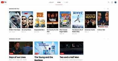 Keren! Youtube TV Kembangkan Jaringan dengan Merambah ke-14 Kota di AS