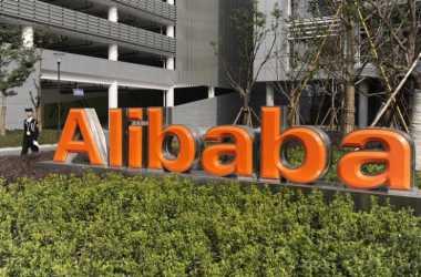 \Fantastis! Pendapatan Alibaba Tembus Rp99,88 Triliun di Kuartal I\