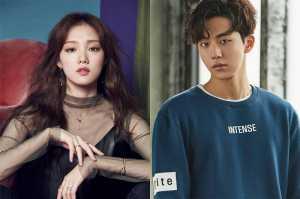 Tak Sampai Setahun Pacaran, Nam Joo Hyuk dan Lee Sung Kyung Resmi Putus