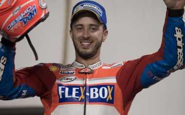 Menangkan Persaingan dengan Marquez, Tardozzi Puji Penampilan Dovizioso di MotoGP Austria