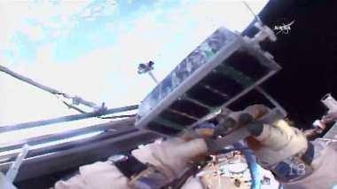 Mantap! Satelit Hasil Cetakan 3D Segera Meluncur ke Luar Angkasa