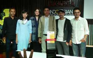 Raffi Ahmad-Denny Cagur Masuk Nominasi di Indonesian Television Awards 2017, Ini Daftar Lengkapnya