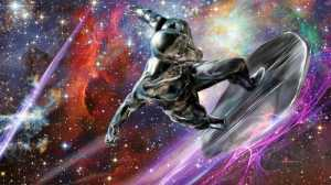 Pencipta Marvel Comics Ingin Silver Surfer Muncul di <i>Fantastic Four</i>