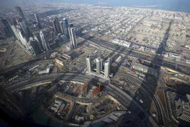\Semester Pertama 2017, Kunjungan Wisatawan ke Dubai Mencapai 8,6 Juta Orang\