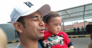 VIDEO: Pesta Ultah Rafathar Kembali Digelar, Denny Cagur Siapkan Kado Topeng