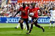 Bailly Cetak Gol, Man United Ungguli Swansea City di Babak Pertama 1-0