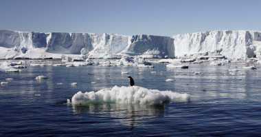 Techno of The Week: Menakjubkan! Peneliti Temukan Gunung Berapi di Bawah Es Antartika