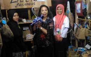 Idolakan Sarah Brightman, Menteri BUMN Rini Soemarno Sengaja Datangi Prambanan Jazz