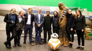 Pangeran William dan Harry Jadi Cameo di <i>Star Wars: The Last Jedi</i>