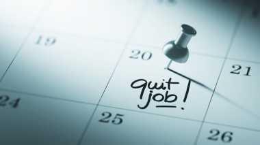\TIPS KARIER: Sssttt.. Hindari 5 Hal Ini ketika Keluar dari Pekerjaan\