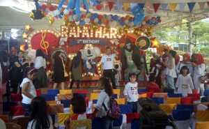Raffi Ahmad Gelar Pesta Ulang Tahun Rafathar, Begini Suasananya