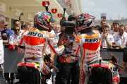 <i>Eiits</i> Jangan Bosan! Ini Video <i>Highlight</i> Aksi Hebat Repsol Honda di Austria