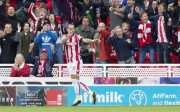 Jadi Pahlawan Kemenangan Stoke atas Arsenal, Hughes Puji Jese