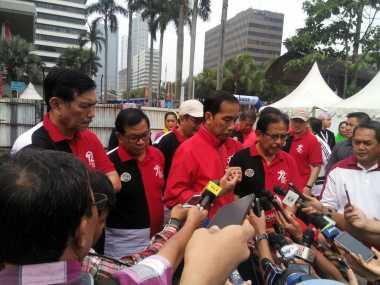 \Presiden Jokowi Terima Aduan Warga yang Urus Sertifikat Tanah hingga 2 Tahun!\