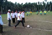 Cari Bibit Pesepakbola Daerah, DPD Perindo Tanjabbar Gelar Kejuaraan Sepakbola