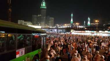 Kiat Nyaman Pulang Subuh dari Masjidil Haram, Jangan Langsung Naik Bus Salawat!
