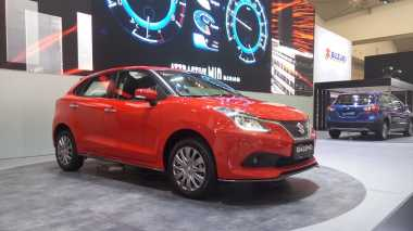 Sesuai Harapan, Baleno Hatchback Masuk 3 Besar Mobil Terlaris Suzuki