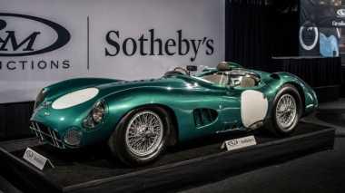 Ini Mobil Pabrikan Inggris Termahal Sepanjang Sejarah, Aston Martin Seharga Rp300 M