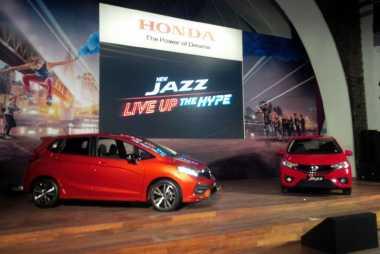 Wih! Penjualan Mobil Honda pada Juli 2017 Melonjak 43%