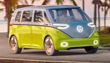 Siap-Siap! VW Kombi Bertenaga Listrik Siap Diproduksi