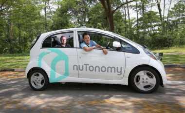 TOP AUTOS: Jangan Heran! Jika Tahun Depan ke Singapura Bakal Menemukan Taksi Tak Bersopir