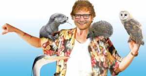 LIRIK LAGU: Ed Sheeran - <i>Bibia Be Ye Ye</i>