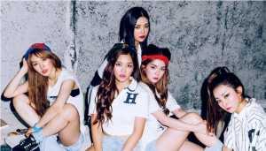 Sukses Gelar Konser di Korea, Personel Red Velvet Terharu hingga Menangis