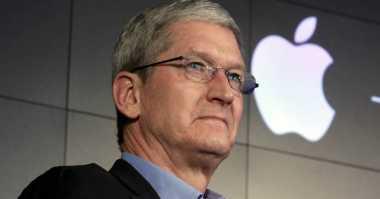 Tim Cook Kirim Surat ke Semua Karyawan Apple, Soal Apa?