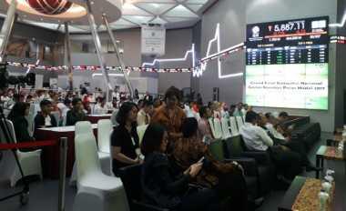 \400 Orang dari 26 Kota Bersaing Menangkan Game Pasar Modal BEI   \