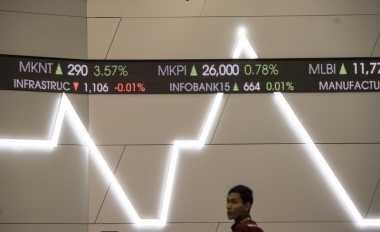 \Penurunan Sektor Konsumsi hingga 2,3%, Sebabkan IHSG Terjatuh ke 5.861\