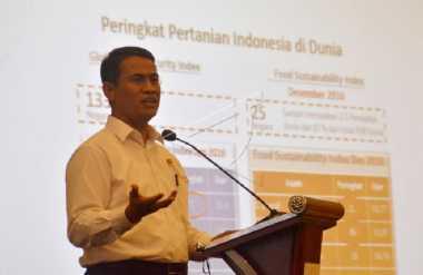 \Mentan: Jangan Biarkan Impor Bibit Masuk Indonesia!\