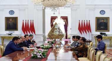 \Ke Indonesia, Uzbekistan Belajar Perikanan dari Menteri Susi!\